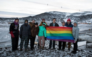 Antarctica to host continent's first Pride celebration