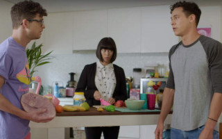 Check out 'Ding Dong, I'm Gay' a new comedic web series