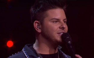 Luke Anthony knocked out of 'The Voice'