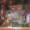 Sam Hooper is flying high in Mamma Mia!