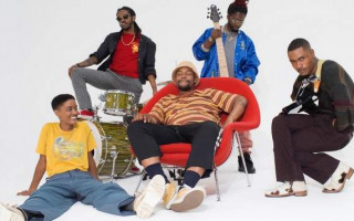The Internet have a new album 'Hive Mind'