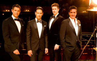 Il Divo – amazing voices, timeless hits, terrible staging