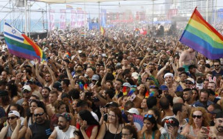 Tel Aviv celebrates Pride with a massive parade and parties