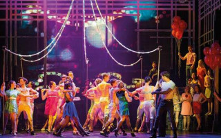 WAAPA students deliver 'Carousel' in the age of #metoo
