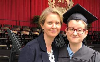 Cynthia Nixon shares that she has a transgender son