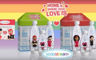 "Lyle Shelton: Sodastream's pride bottles celebrate ""forced motherlessness"""