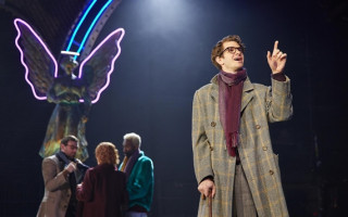 Nathan Lane, Andrew Garfield pick up Tonys for Angels In America