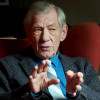 All the world's a stage to Sir Ian McKellen