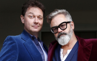 Paul McDermott and Gatesy Go Solo at Astor Theatre