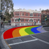 Sydney's Taylor Square to install new rainbow crossing