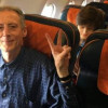LGBTI rights campaigner Peter Tatchell safely leaves Russia