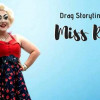 Woolongong shows support for drag story time with Miss Roxee