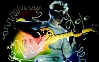 Kaki King is bringing her multimedia guitar sensation to the Rosemount