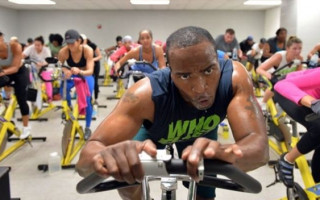 Ride with fitness sensation Keith Thompson at The Court Hotel