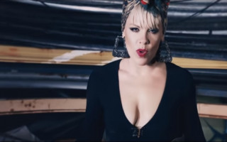 P!nk dances through Northbridge in new video for 'Secrets'