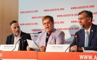 Elton John blasts Russia over their poor treatment of LGBTI people