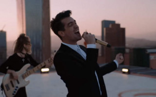 Panic! at the Disco release video for 'High Hopes'