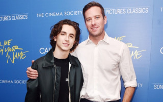 Armie Hammer says Call Me By Your Name sequel is happening