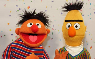 Why are Ernie and Bert big news at the moment?
