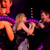 Kylie teams up with Rick Astley and Jason Donovan for Hyde Park concert