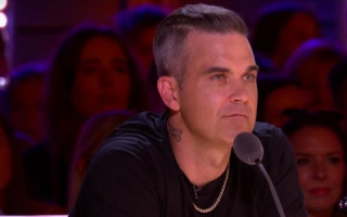Robbie Williams criticised for deadnaming trans X Factor contestant