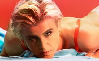 Honey, it's the return of pop goddess Robyn