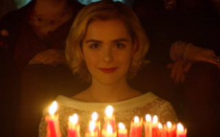 The first trailer for The Chilling Adventures of Sabrina has been summoned