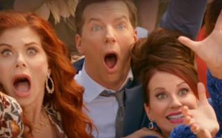 Being single is so last season in new Will & Grace teaser
