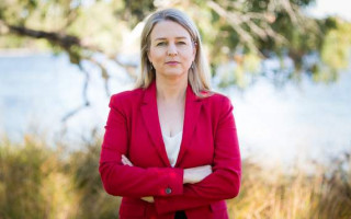 Senator Louise Pratt reflects on one year of marriage equality