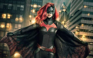 Ruby Rose's 'Batwoman' leads a stack of new DC series