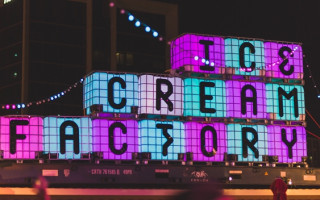Melt into the Ice Cream Factory when it returns this Summer