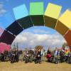 Dykes on Bikes celebrate International Lesbian Day