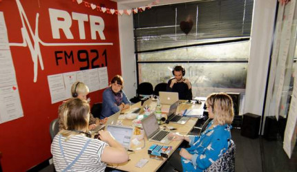 RTRFM's Radiothon kicks off today and they need your support