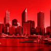 WA AIDS Council lights the city red for World AIDS Day on December 1st
