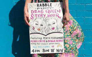 Maylands 'Drag Queen Story Hour' event attracts homophobic comments