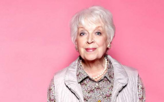 'Absolutely Fabulous' star Dame June Whitfield dead at 93