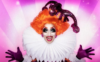 Bianca Del Rio is here to remind you It's Jester Joke
