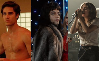 Golden Globe winners: Lady Gaga, Bohemian Rhapsody & more