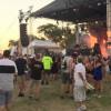 Electric Gardens DJs deliver scorching sets