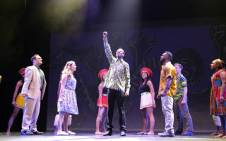 Review | Madiba – The Musical celebrates the birth of a Rainbow Nation