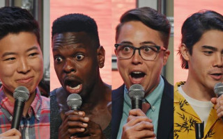 Check out a heap of queer comics with 'OUT on Stage'