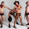 Review   Magic Mike meets True Grit in Railed