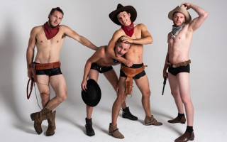 Review | Magic Mike meets True Grit in Railed