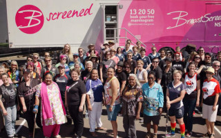 NSW campaign highlights breast cancer awareness for queer community