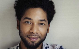 Empire star Jussie Smollett charged for filing false police report