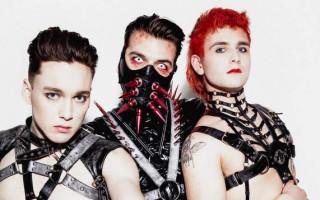 Iceland is sending anti-capitalist BDSM techno band Hatari to Eurovision