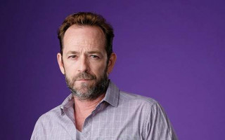 Actor Luke Perry dies aged 52 after suffering a stroke