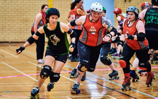WA's top league Perth Roller Derby rolls out 2019 season