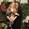 Congratulations! Celebrity chef Kylie Kwong weds artist Nell
