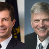 Religious leader Franklin Graham attacks Pete Buttigieg for being gay